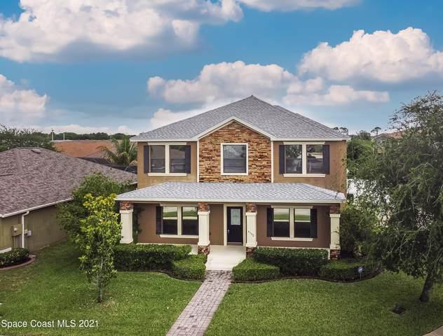 4132 Brantley Circle, Rockledge, FL 32955 (MLS #902683) :: Keller Williams Realty Brevard