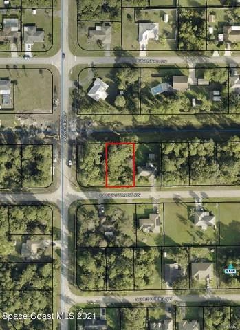 637 Harrington Street SW, Palm Bay, FL 32908 (MLS #902706) :: Armel Real Estate