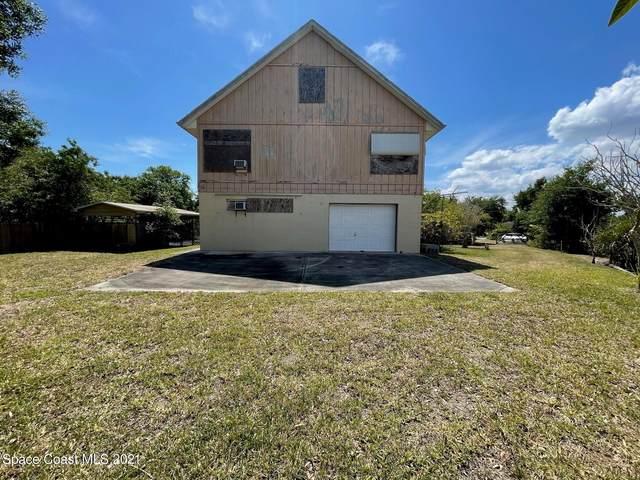 3820 Allen Avenue, Micco, FL 32976 (MLS #902722) :: Armel Real Estate
