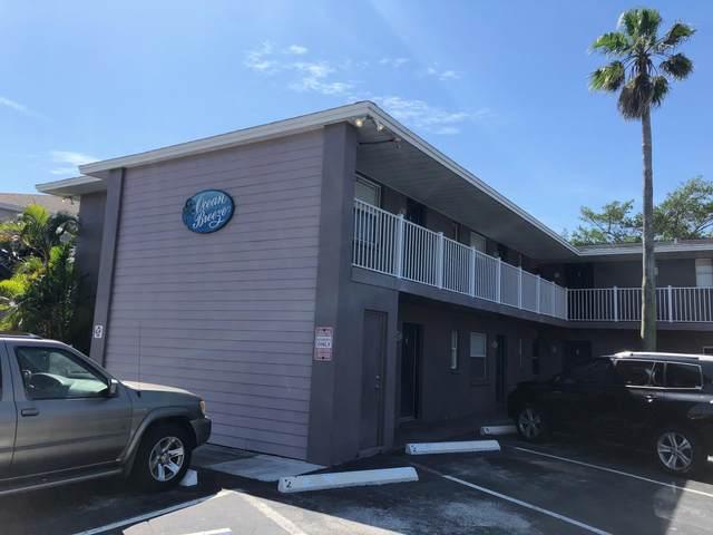 307 Adams Avenue #11, Cape Canaveral, FL 32920 (MLS #902726) :: Keller Williams Realty Brevard