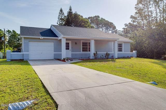 1873 Thomasville Avenue SE, Palm Bay, FL 32909 (MLS #902747) :: Keller Williams Realty Brevard