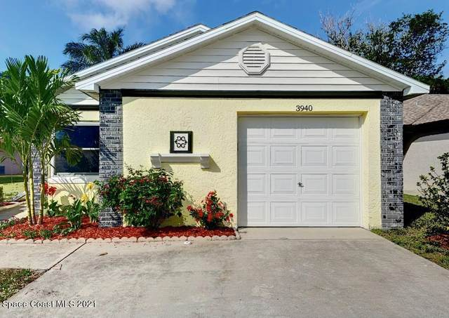3940 Bayberry Drive, Melbourne, FL 32901 (MLS #902763) :: Premium Properties Real Estate Services