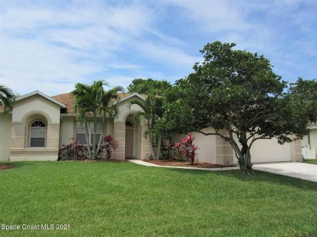 3845 Savannahs Trail, Merritt Island, FL 32953 (MLS #902804) :: Keller Williams Realty Brevard