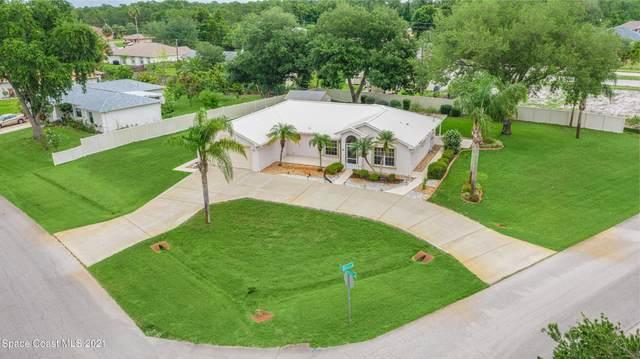 786 Seven Gables Circle SE, Palm Bay, FL 32909 (MLS #902825) :: Premium Properties Real Estate Services