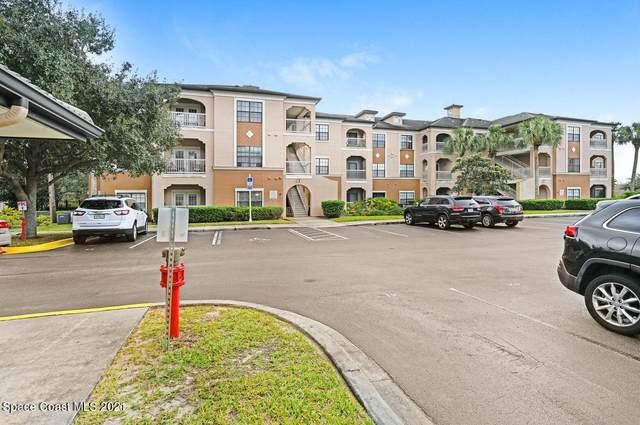 6411 Borasco Drive #214, Melbourne, FL 32940 (MLS #902828) :: Keller Williams Realty Brevard