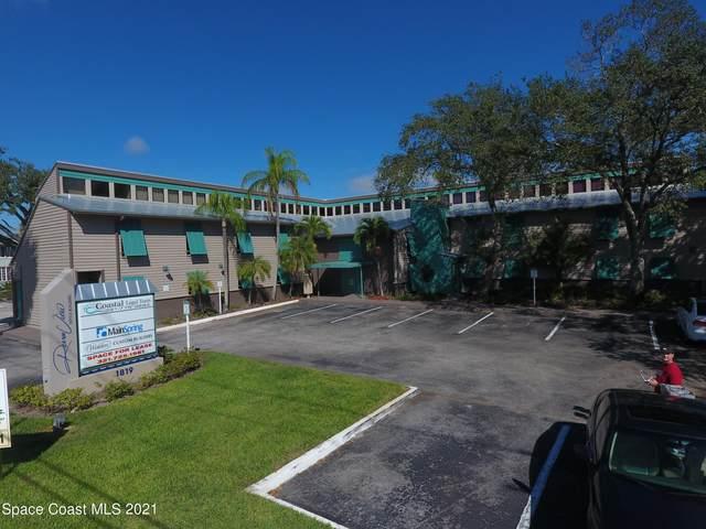 1819 Riverview Drive #102, Melbourne, FL 32901 (MLS #902831) :: Keller Williams Realty Brevard