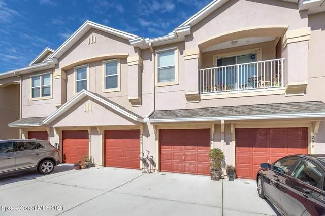 4026 Meander Place #104, Rockledge, FL 32955 (MLS #902833) :: Keller Williams Realty Brevard
