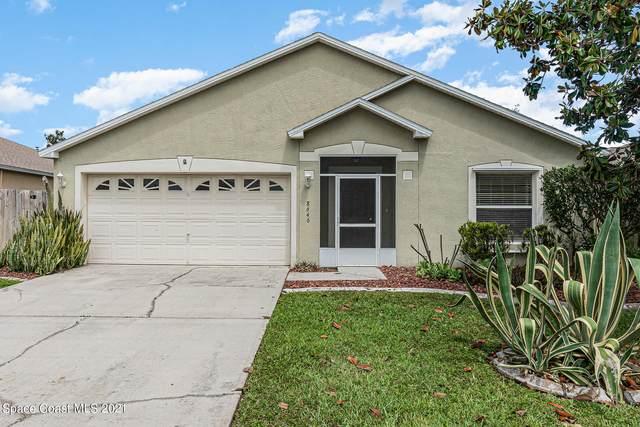 8646 Mizell Drive, Melbourne, FL 32940 (MLS #902835) :: Premium Properties Real Estate Services