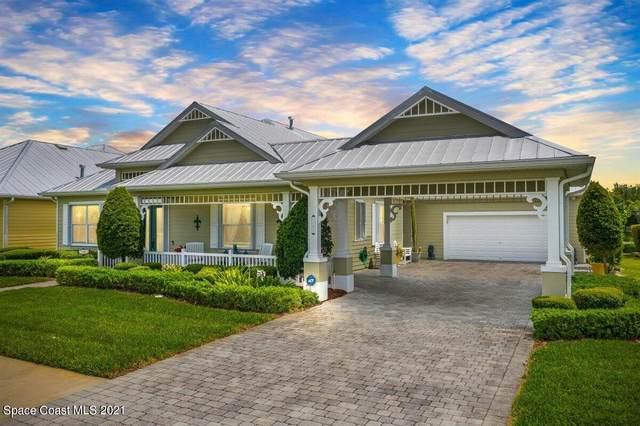 1182 Vestavia Circle, Melbourne, FL 32940 (MLS #902842) :: Blue Marlin Real Estate