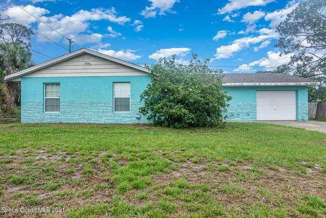 680 Bluefields Street SE, Palm Bay, FL 32909 (MLS #902852) :: Blue Marlin Real Estate