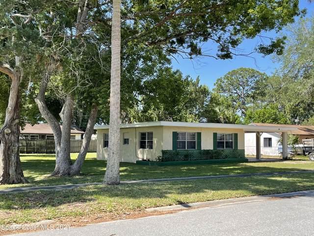 209 Seminole Avenue, Titusville, FL 32780 (MLS #902867) :: Keller Williams Realty Brevard