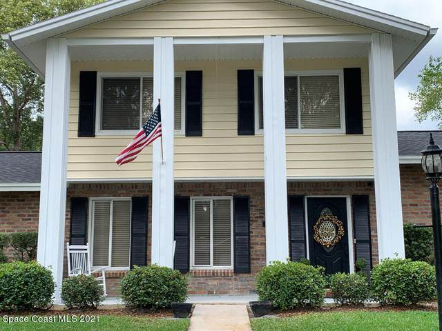 4320 Ivanhoe Drive, Titusville, FL 32796 (MLS #902883) :: Keller Williams Realty Brevard