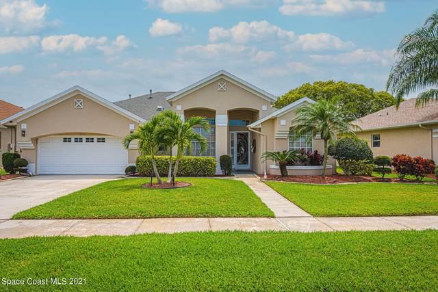2295 Brightwood Circle, Rockledge, FL 32955 (MLS #902902) :: Premium Properties Real Estate Services