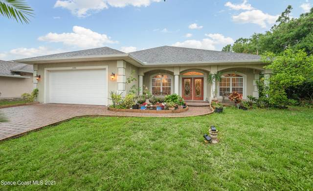 1592 Welland Street SE, Palm Bay, FL 32909 (MLS #902908) :: Armel Real Estate