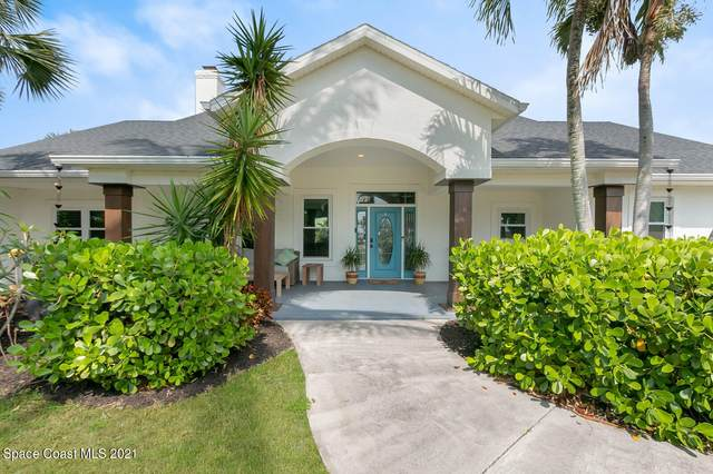 309 S Riverside Drive, Indialantic, FL 32903 (MLS #902915) :: Blue Marlin Real Estate