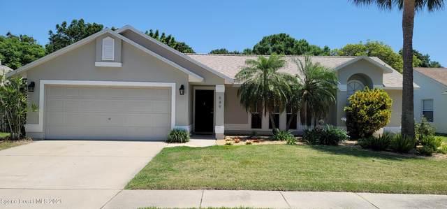 649 Sandpiper Circle, Melbourne, FL 32901 (MLS #902922) :: Premium Properties Real Estate Services