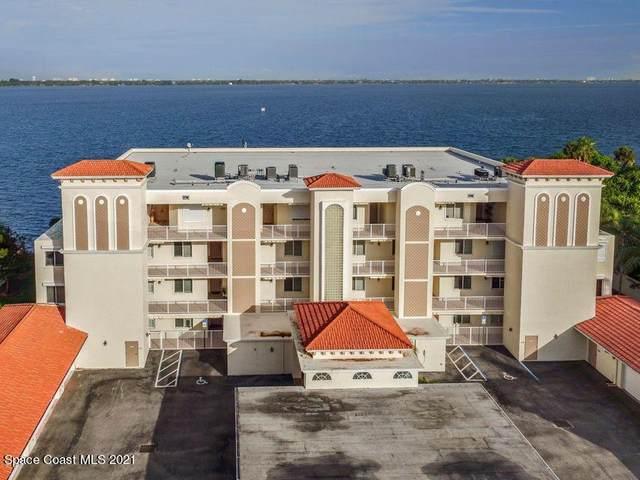 4007 N Harbor City Boulevard #201, Melbourne, FL 32935 (MLS #902928) :: Blue Marlin Real Estate