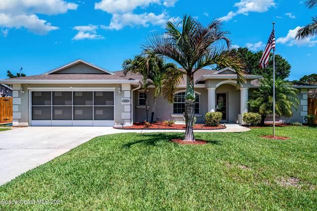 1229 Grandeur Street SE, Palm Bay, FL 32909 (MLS #902929) :: Blue Marlin Real Estate