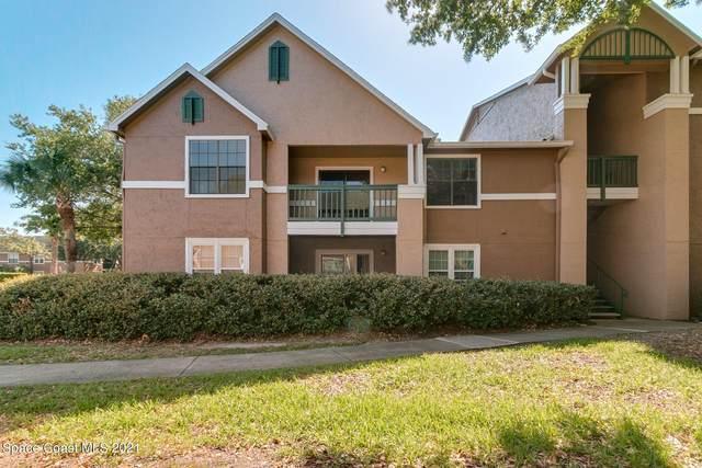 7667 N Wickham Road #1316, Melbourne, FL 32940 (MLS #902941) :: Blue Marlin Real Estate