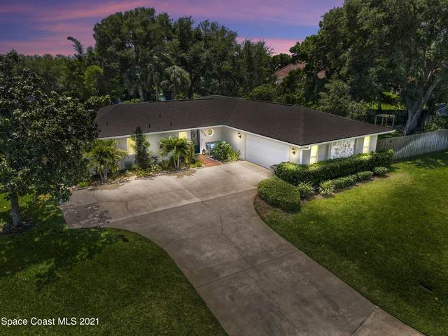 4060 Libby Court, Merritt Island, FL 32952 (MLS #902968) :: Blue Marlin Real Estate