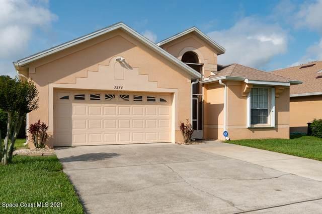7877 Falling Leaf Place, Melbourne, FL 32940 (MLS #902994) :: Blue Marlin Real Estate