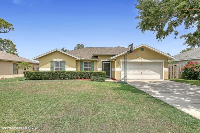 1519 Bronco Drive, Melbourne, FL 32940 (MLS #903030) :: Blue Marlin Real Estate