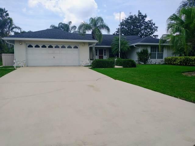 342 Bardmoor Lane, Melbourne, FL 32940 (MLS #903060) :: Premium Properties Real Estate Services