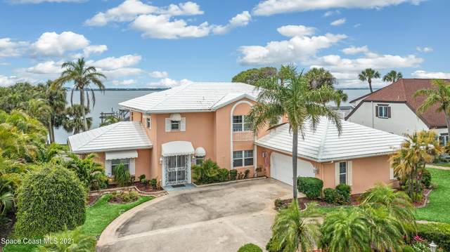 2320 S River Road, Melbourne Beach, FL 32951 (MLS #903061) :: Premium Properties Real Estate Services