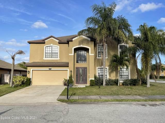 269 Ovidio Court, Merritt Island, FL 32952 (MLS #903075) :: Premium Properties Real Estate Services
