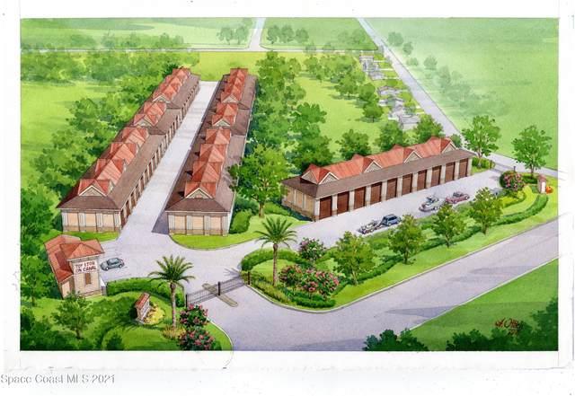 1245 Canal Street 2A, New Smyrna Beach, FL 32168 (MLS #903090) :: Blue Marlin Real Estate