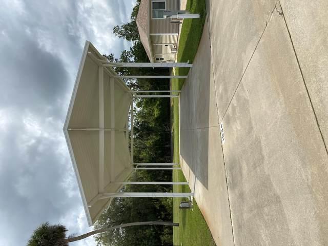 1934 Payne Stewart Drive #190, Titusville, FL 32796 (MLS #903101) :: Blue Marlin Real Estate