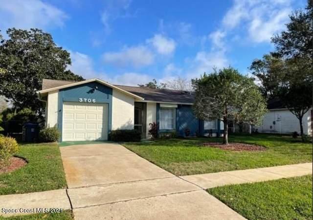 3706 Ranger Street, Titusville, FL 32796 (MLS #903120) :: Premium Properties Real Estate Services