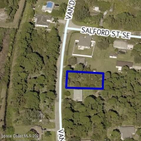 1423 Van Dyke Avenue SE, Palm Bay, FL 32909 (MLS #903138) :: Armel Real Estate