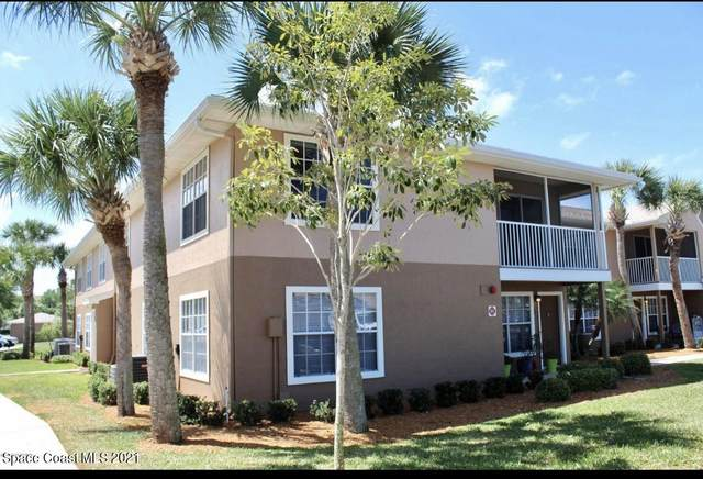 1810 Long Iron Drive #321, Rockledge, FL 32955 (MLS #903145) :: Blue Marlin Real Estate