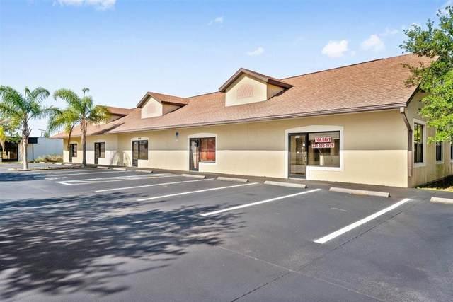 205 N Banana River Drive #103, Merritt Island, FL 32952 (MLS #903158) :: Blue Marlin Real Estate