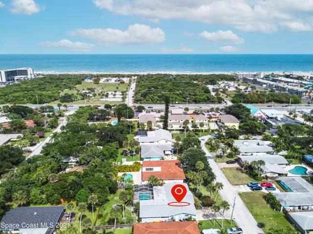 124 June Drive, Cocoa Beach, FL 32931 (MLS #903159) :: Blue Marlin Real Estate