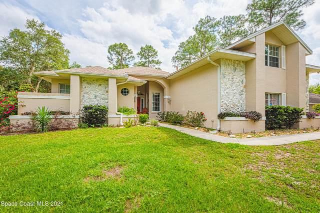 5635 Canvasback Drive, Mims, FL 32754 (MLS #903164) :: Armel Real Estate