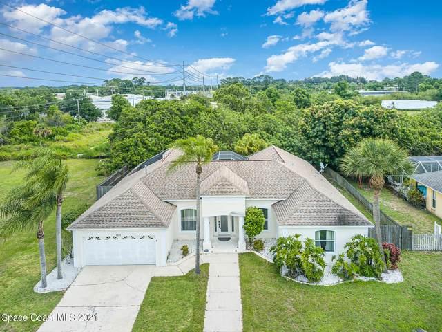 3311 Biscayne Drive, Merritt Island, FL 32953 (MLS #903192) :: Premium Properties Real Estate Services