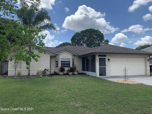843 Tiffany Place, Rockledge, FL 32955 (MLS #903214) :: Premium Properties Real Estate Services