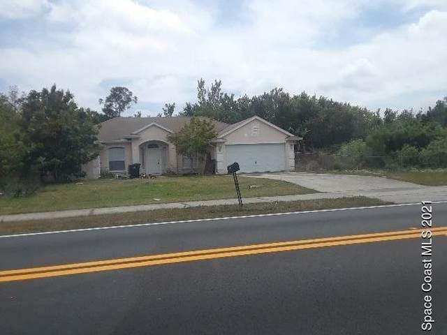 3830 Jupiter Boulevard SE, Palm Bay, FL 32909 (MLS #903230) :: Blue Marlin Real Estate