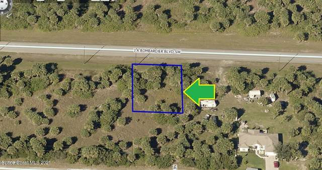 696 J A Bombardier Boulevard SW, Palm Bay, FL 32908 (MLS #903243) :: Armel Real Estate