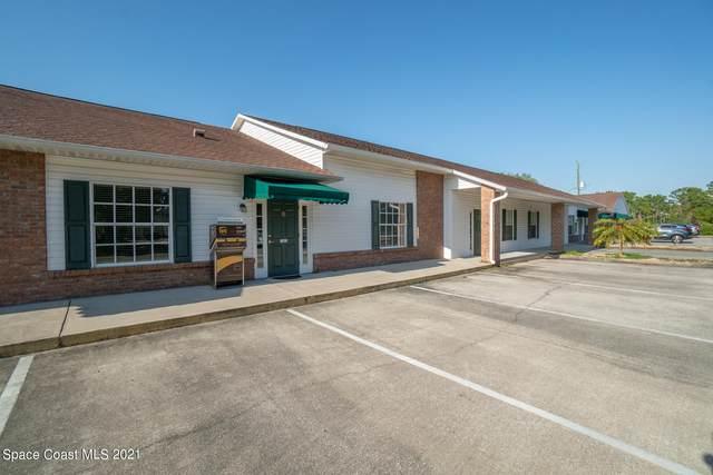 3200 N Wickham Road 5-6, Melbourne, FL 32935 (MLS #903251) :: Blue Marlin Real Estate