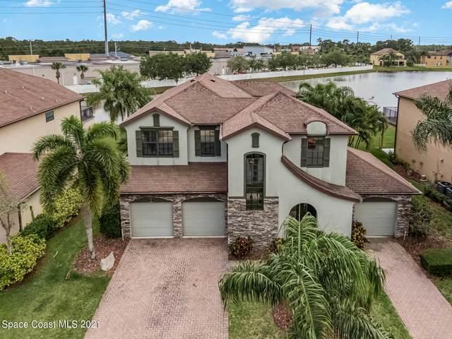 1435 Talon Way, Melbourne, FL 32934 (MLS #903253) :: Blue Marlin Real Estate
