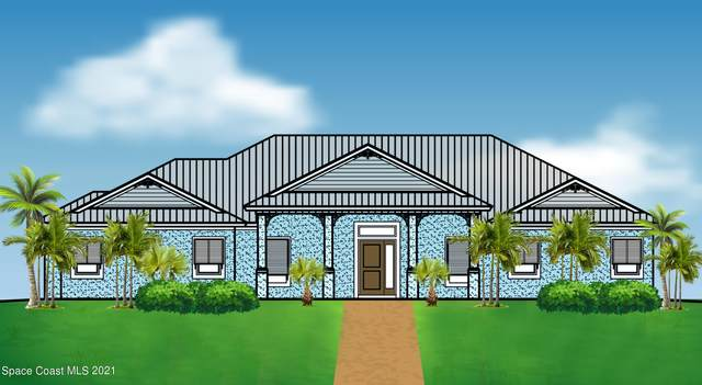 211 River Drive, Melbourne Beach, FL 32951 (MLS #903257) :: Premium Properties Real Estate Services