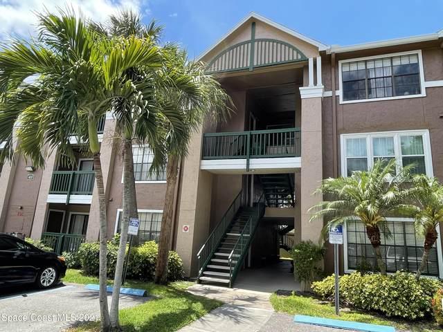 7667 N Wickham Road #421, Melbourne, FL 32940 (MLS #903263) :: Blue Marlin Real Estate
