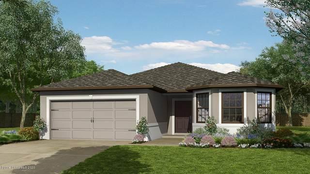 3472 Indian River Parkway, Mims, FL 32754 (MLS #903274) :: Premium Properties Real Estate Services