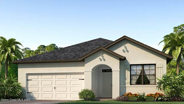140 Sorrento Drive, Cocoa, FL 32922 (MLS #903278) :: Blue Marlin Real Estate