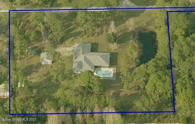5025 Saturday Place, Cocoa, FL 32926 (MLS #903279) :: Blue Marlin Real Estate