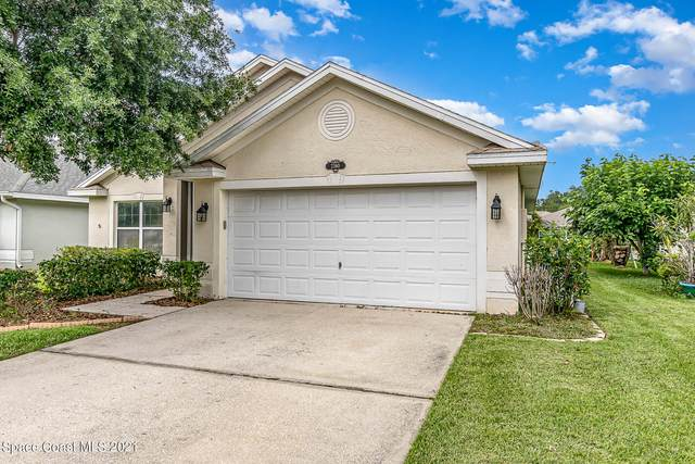 2360 Stratford Pointe Drive, West Melbourne, FL 32904 (MLS #903326) :: Premium Properties Real Estate Services