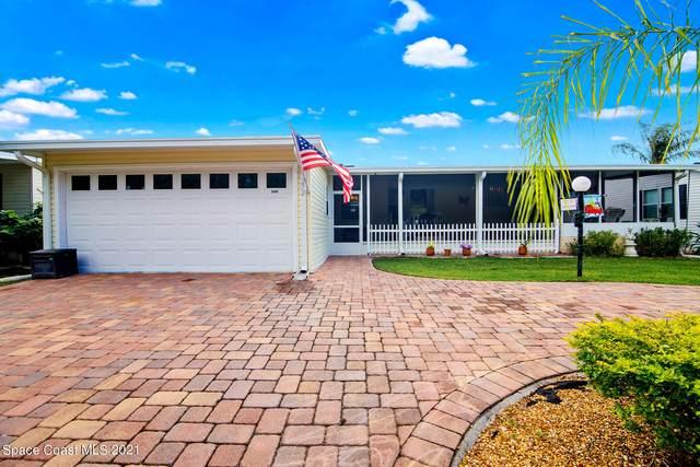 272 Scenic Drive, Cocoa, FL 32926 (MLS #903331) :: Premium Properties Real Estate Services